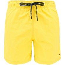 567784d2086 Tommy Hilfiger pánské žluté plavky