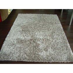 Koberec Kusový koberec Lilou taupe 80 x 150 cm