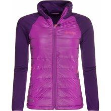 Kilpi Baffin dámská strečová bunda fialová