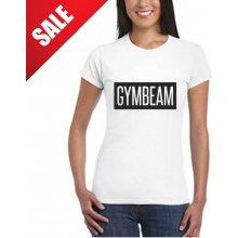 GymBeam Box Logo White Black
