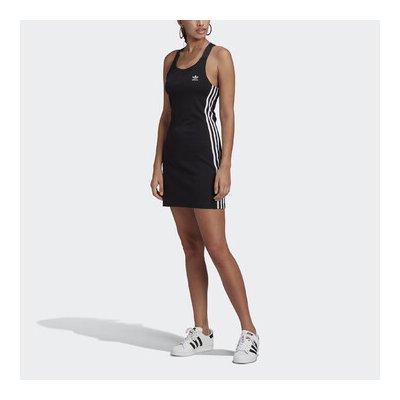 Adidas krátké šaty Racer B dress černá