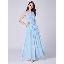 Plesové šaty modrá - Heureka.cz 6685ce7151