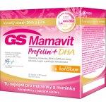 GS Mamavit Prefolin 30 tablet DHA 30 kapslí