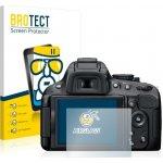 Ochranné sklo Airglass Premium pro Nikon D5100