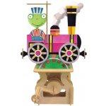 ARToy pohyblivý model Okolo světa Vlak