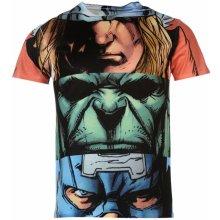 Character Sub T Shirt Mens Marvel