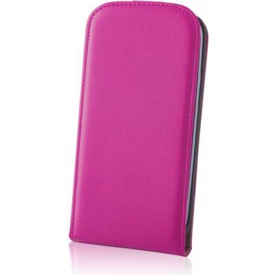 Pouzdro SLIGO DeLuxe LG D290N, L Fino růžové