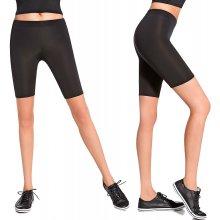 BAS BLEU Fitness šortky Forcefit 30 black černá 3b7d0a9d99