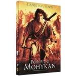 Poslední Mohykán -import DVD