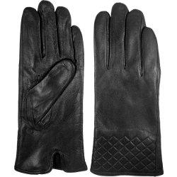 zimní dámské kožené rukavice černé 4 alternativy - Heureka.cz ecf72038f4