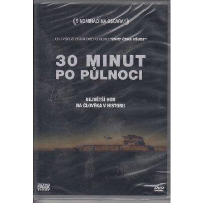 30 minut po půlnoci DVD (Zero Dark Thirty)