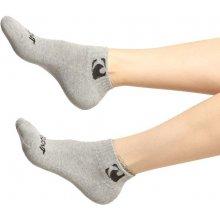 Represent ponožky New Squarez Short CZ - šedá