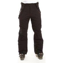Pánské lyžařské kalhoty Alpine Pro MOLINI - černá