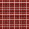 Ceramika Paradyz Uniwersalna mozaika szklana karmazyn - obkládačka mozaika 29,8x29,8 červená Uniwersalna mozaika szklana karmazyn 29,8x29,8 Ricoletta