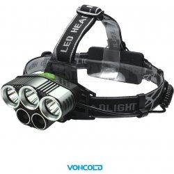 VONCOLD HEADBLUE-600 XM-L T6 LED