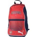 PUMA batoh Arsenal Fanwear 07390401 červený