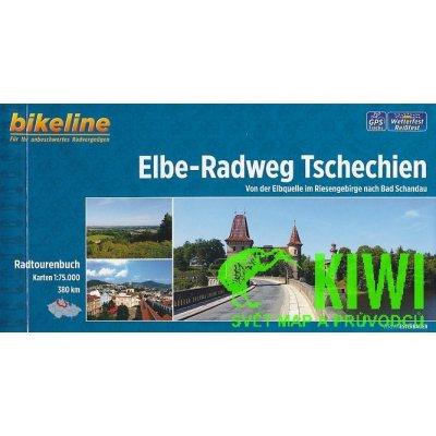 Bikeline Radtourenbuch Elbe-Radweg Tschechien