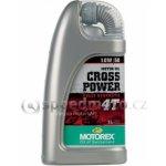 Motorex CROSS Power 4T 10W-50 1 l