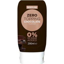 Bodylab Zero Topping Syrup čokoláda 290 ml