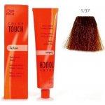Wella Color Touch Semi-permanantní barva na vlasy Zlatá tmavý bronz 5-37
