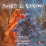 NSKN Games Mistfall: Heart of the Mists Sand and Snow