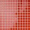 Palette red - obkládačka mozaika 30x30 červená lesklá
