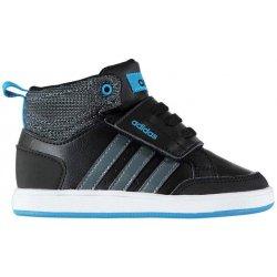 Filtrování nabídek Adidas Hoops Mid Hi Tops black onix blue - Heureka.cz ea460492f8