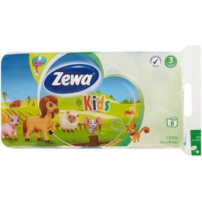 Zewa Deluxe Kids 3-vrstvý 8 ks