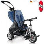PUKY Dětská tříkolka CAT S6 Ceety s vodící tyčí modrá
