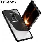 Pouzdro USAMS Mant Zadní Samsung G965 Galaxy S9 Plus černé