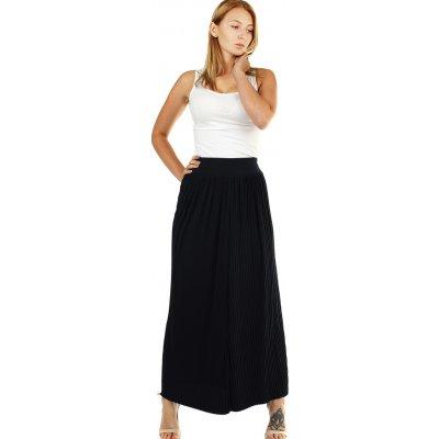 YooY dlouhá plisovaná sukně 472621