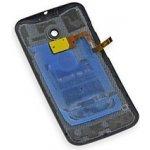 Kryt Motorola Moto X zadní černý