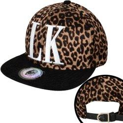 Kšíltovka Last Kings Obey Leopard Snapback Cap