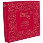 ETS VÁNOČNÍ ČAJ papírová kolekce Červená kolekce 96 sáčků