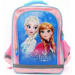 8649adde02e Školní batoh Setino batoh Ledové království Frozen s Annou a Elsou