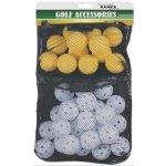 Hanimex cvičné míčky pěnové a plastové do vody