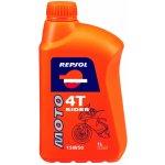 Repsol Moto Rider 4T 15W-50, 1 l