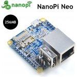 FriendlyARM NanoPi NEO sada s chladičem 265MB