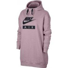 ed3e2d63d4c Nike W NSW Hoodie Dress Air světle fialová