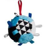 Hencz Toys Plyšový barevný balónek modrý