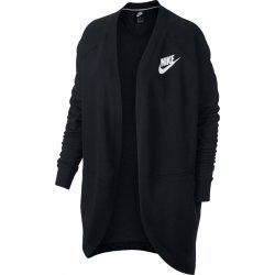Dámská mikina Nike Sportswear Rally černá   bílá d86bdc82ab9