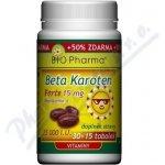 Bio-Pharma Beta Karoten 25 000 I.U. 45 kapslí