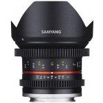 Samyang 12mm f/2,2 Cine NCS CS Olympus