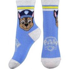 E plus M Chlapecké ponožky Paw Patrol modré