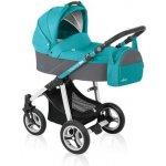 Baby Design Kombinovaný Lupo New 2016 05 tyrkysový