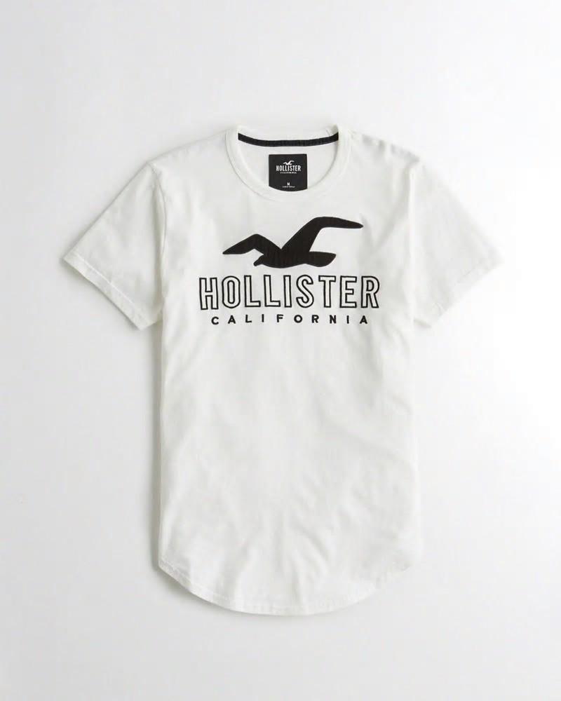 3a4cb6b5b2 Hollister Co. Pánské tričko Hollister s nášivkou alternativy - Heureka.cz
