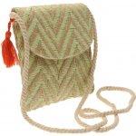 Crafted taška Chevron natural