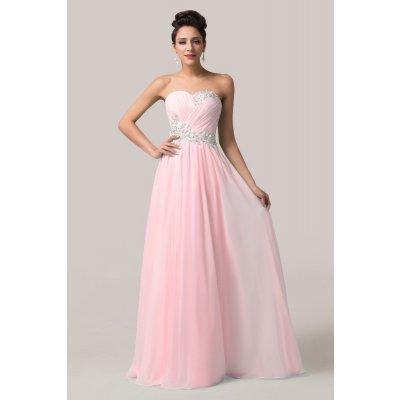 Dámské šaty  Plesové šaty ... 5206ebfc17