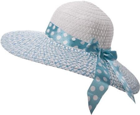 Dámský klobouk Stuha modrý letní plážový alternativy - Heureka.cz 62bfecb48a