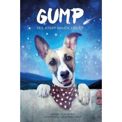 Gump - Pes, který naučil lidi žít filmová obálka - Filip Rožek